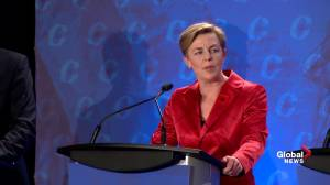 Kellie Leitch says Trump will respect her; have things in common with him