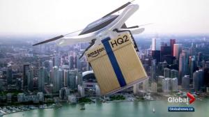 Edmonton not among Amazon's shortlist for HQ2