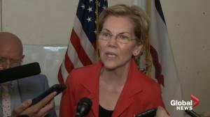 Sen. Elizabeth Warren slams Trump's 'tariff negotiation by tweet' in China trade talks