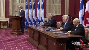 Quebec reverses decision on abolishing referendum