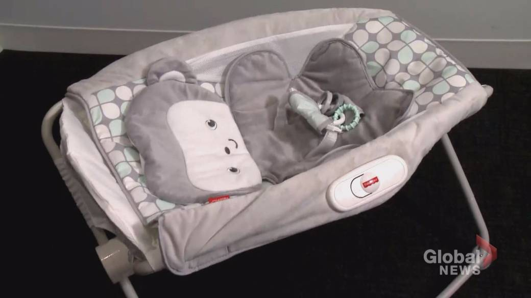Mattel recalls Fisher-Price seat in United States, but not