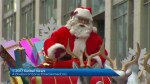 Santa Claus comes to town for annual Toronto parade
