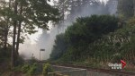 Growing concerns over urban brush fires