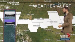 Edmonton Weather Forecast: Nov. 13