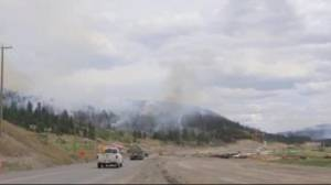 Evacuees flee Williams Lake wildfires