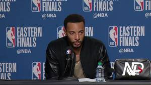 Norman Powell says Raptors wanted 'to protect home court' in Game 4
