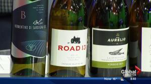 Edmonton wine guy talks about pairing wine with seafood