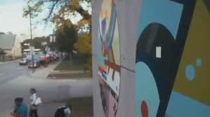 Winnipeg's annual mural festival features visual and performing arts