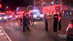 Multiple victims after shooting in Toronto's Greektown area