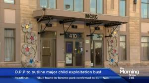 O.P.P. to outline major child exploitation bust