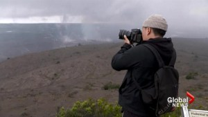 Hawaii Volcanoes National Park reopened to tourists following earthquake