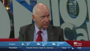 Alberta byelection: Col. John Fletcher