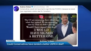 Could the PC's have landed a better USMCA deal?