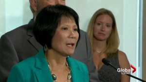 Olivia Chow re-entering federal politics as NDP candidate