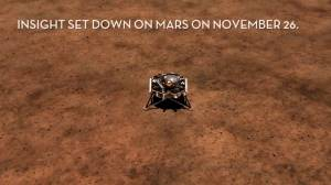 NASA InSight lander captures wind on surface of Mars