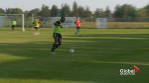 Walk-on making inroads with Saskatchewan Huskies men's soccer team
