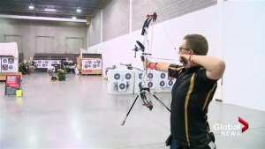 Young Calgarian heads to World Archery Championships in Argentina