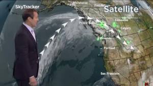 B.C. weather forecast for Tuesday, June 11, 2019