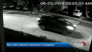 New video released linked to Richmond Hill abduction investigation
