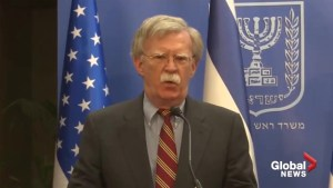 John Bolton slams 'wretched' nuclear deal with Iran