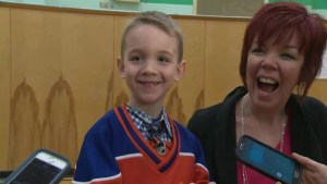 5-year-old boy saves mom's life with 911 call