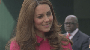 Duchess of Cambridge gives birth to a baby girl