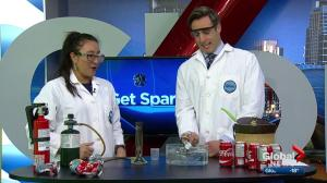 Get Sparked: The imploding pop can experiment
