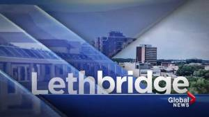 Global News at 5 Lethbridge: Aug 6