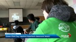 Green Shirt Day moves to Toronto classroom