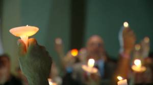 Multiple vigils held for Florida school shooting victims