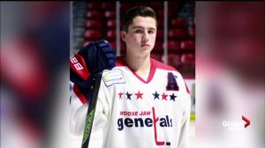 'Humboldt Strong': Video pays tribute to Evan Thomas