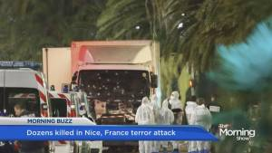 84 dead after truck attack in Nice, France