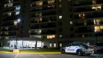 Police remain on scene after 3-week-old baby girl dies following alleged assault