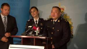 RCMP Insp. Allan Lai on carfentanil seizure