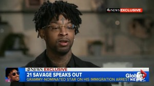 21 Savage gives first interview since being targeted by ICE