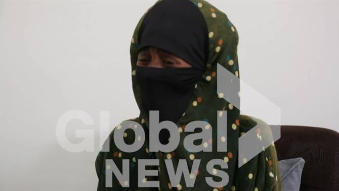 I m going to die here   Wives of ISIS fighters want to return home ... f824bb4ebb