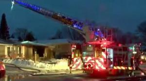 Fatal fire rips through home in Tottenham
