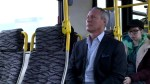Ajax mayor rides bus for transit project