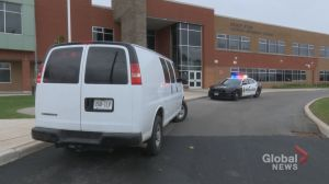 Hamilton school lockdown lasts four hours