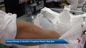 Could Canada have a plastic bag ban as strict as Kenya?