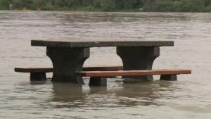 Fraser river flood advisory