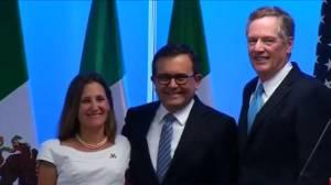 Political pressure ramps up to achieve NAFTA deal
