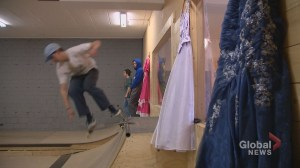 Alberta skateboarders head to Mexico with donated grad dresses