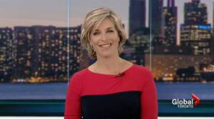 Carolyn Mackenzie says goodbye to News Hour Final