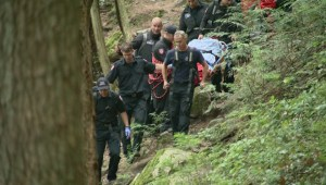 Firefighters rescue hiker in North Vancouver