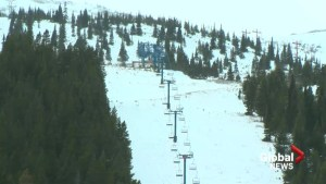 Castle Mountain Resort opens for ski season despite lack of snow