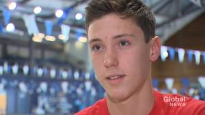 Young swimmers from a West Island swim club make their mark at Canadian competition