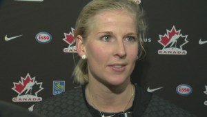 Canadian Women's National Team Post Game Reaction – Dec. 5