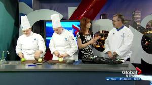 12th annual Edmonton High School Culinary Challenge