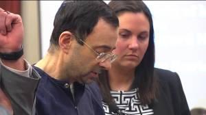 'I'm shaken to my core': Larry Nassar apology ahead of sentencing